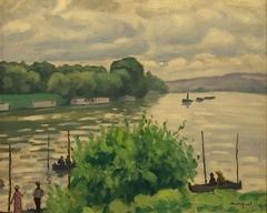 The Seine at Triel