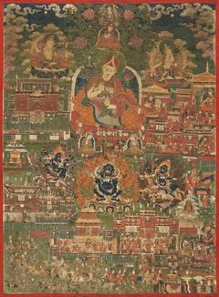 The Sixth of the Nine Bends, WuYi Mountain (Xing Zhong Feng)