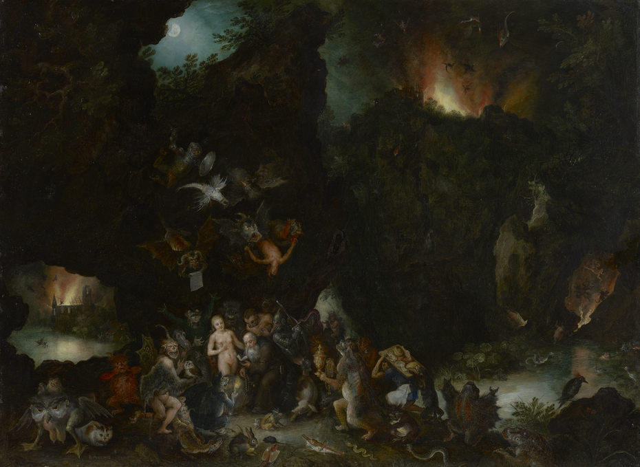 The Temptation of SaintAnthony