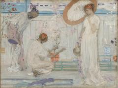 The White Symphony: Three Girls