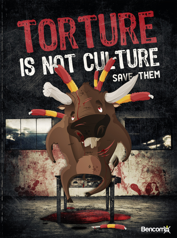 TORTURE IS NOT CULTURE