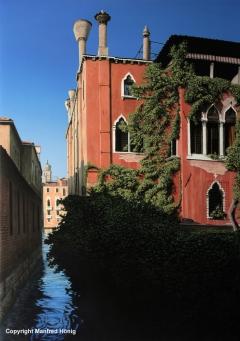 Venice - Red Palace