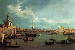 Venice: The Bacino from the Giudecca