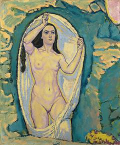 Venus in the Grotto