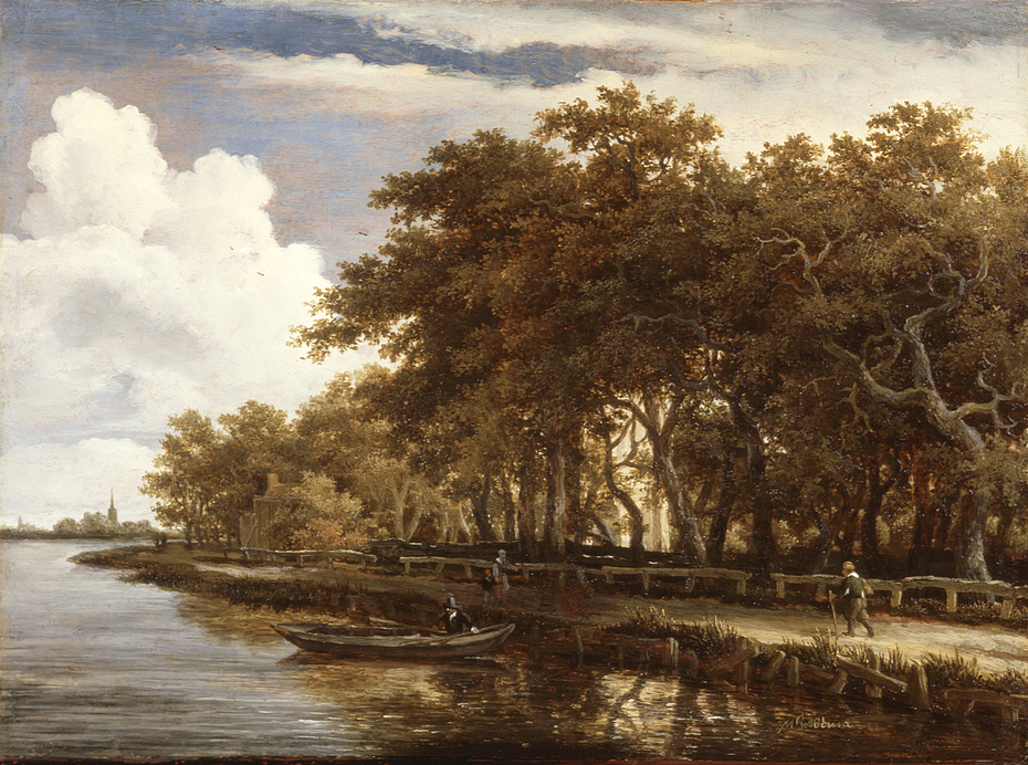 View Along the Amstel