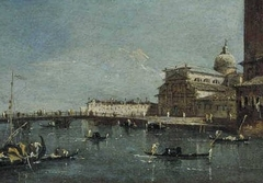 View of the S. Pietro di Castello, Venice