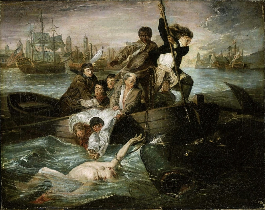 Watson and the Shark (copy after John Singleton Copley)