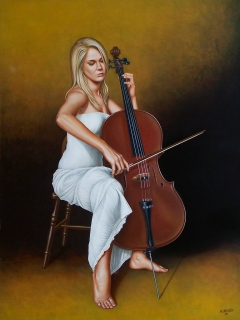 With Music in her Soul