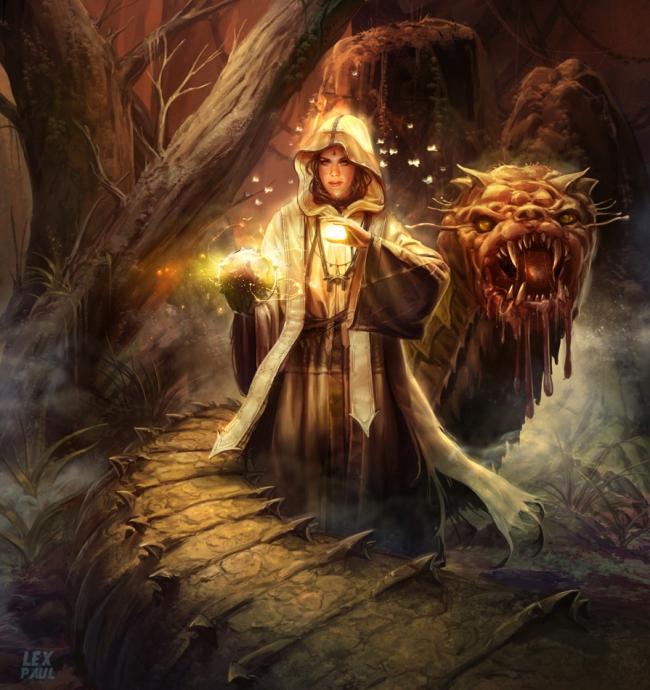 wizard queen alexandrescu paul artwork on useum